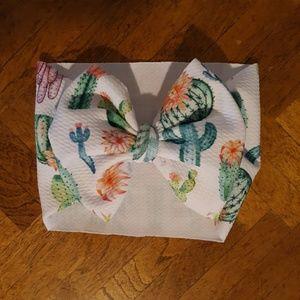Babygirl baby headwrap